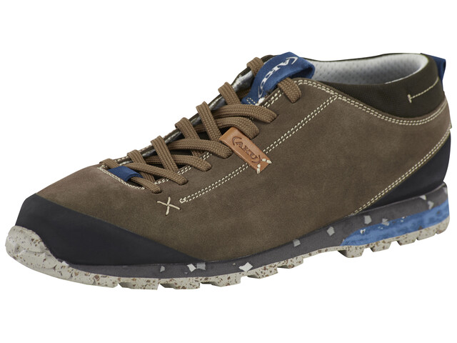 AKU Bellamont Suede - Chaussures Homme - marron